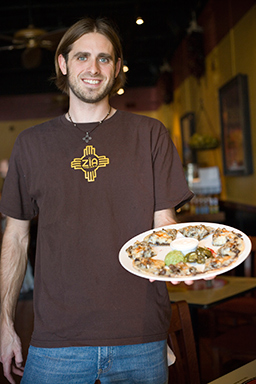 Owner/Chef Kevin Grant (picture courtesy of ziataco.com)