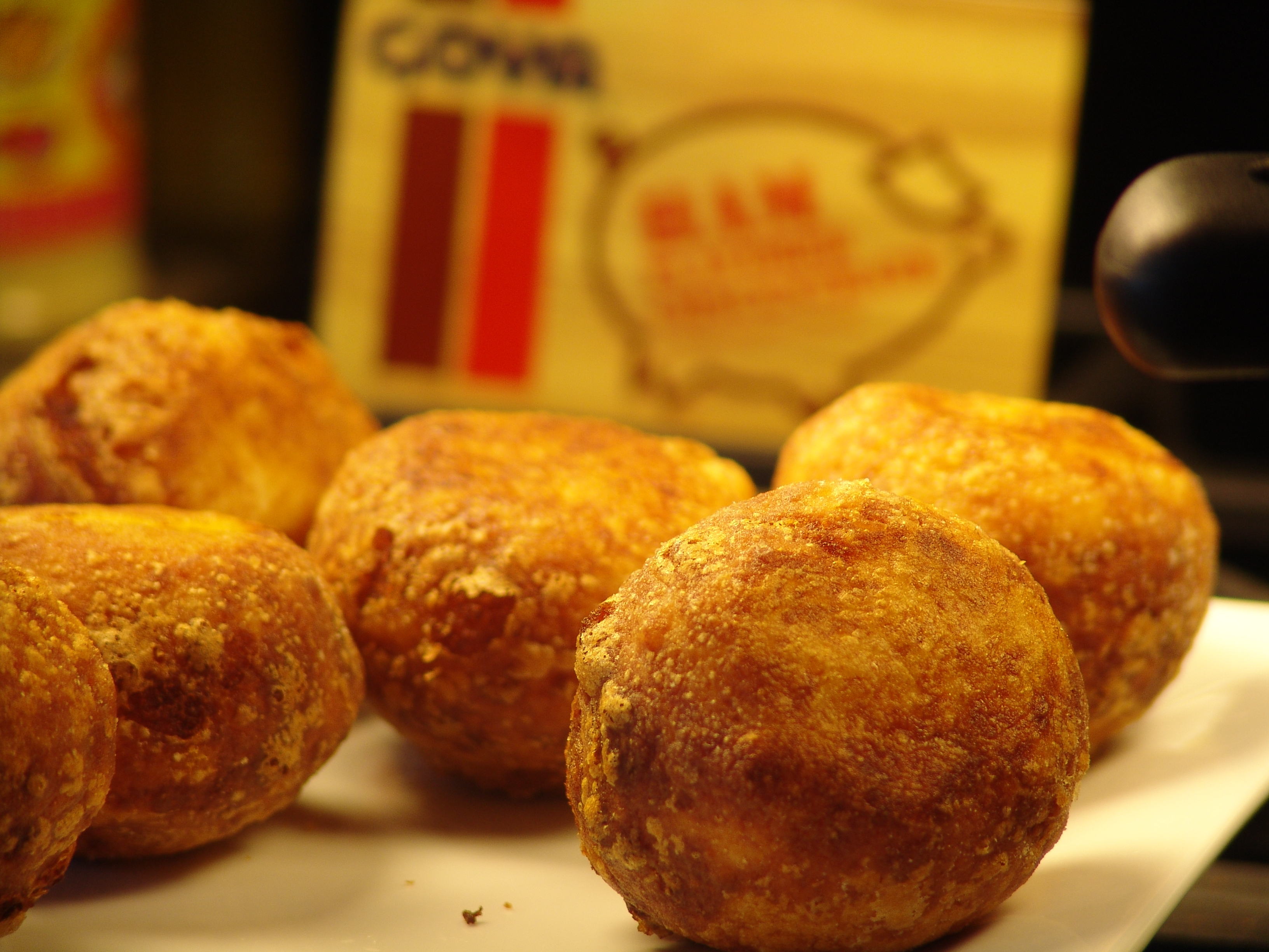 Rellenas de papa stuffed potato balls la buena vida for Authentic puerto rican cuisine