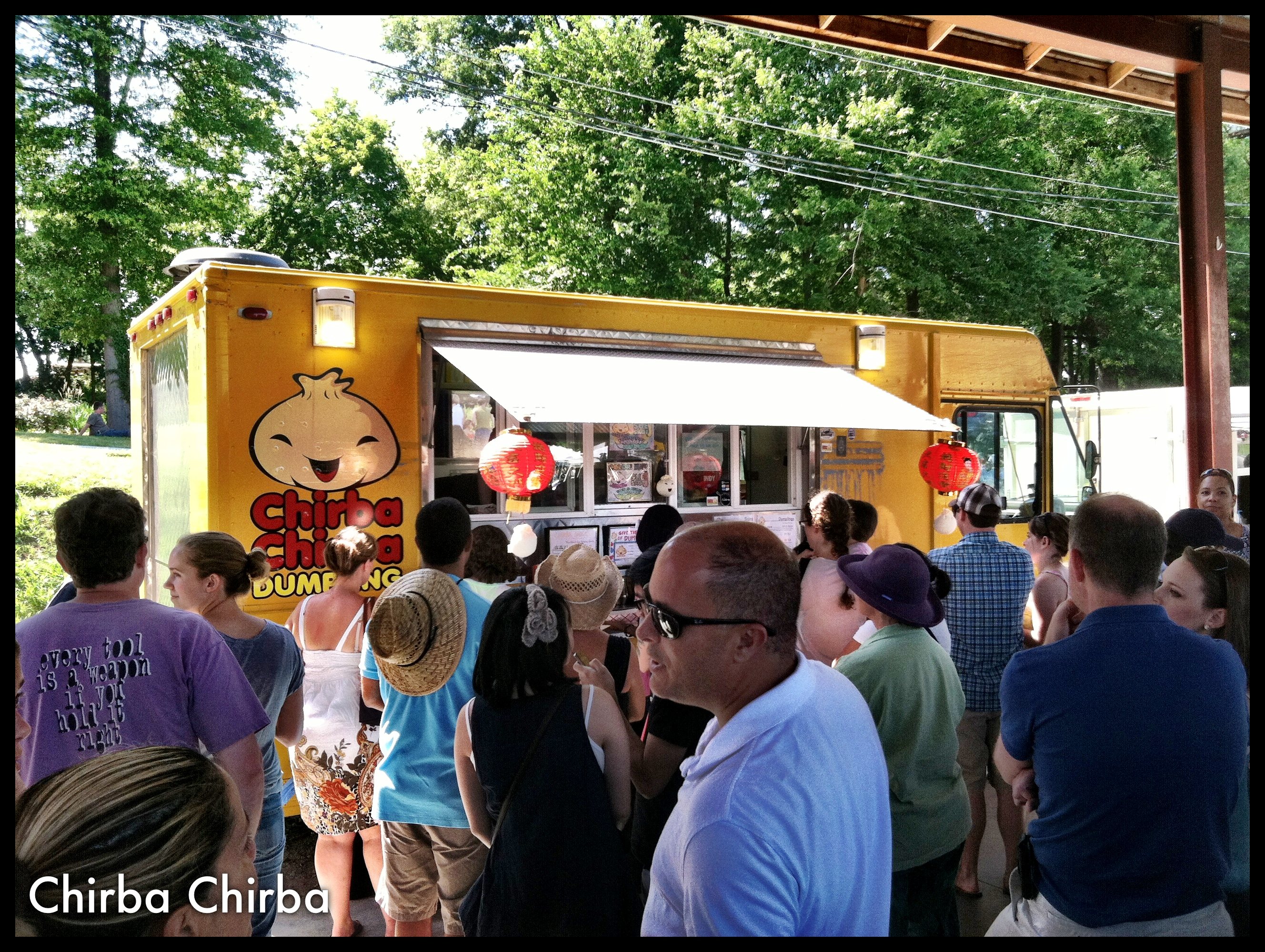 Durham Central Park Food Truck Rodeo Entrepreneurship