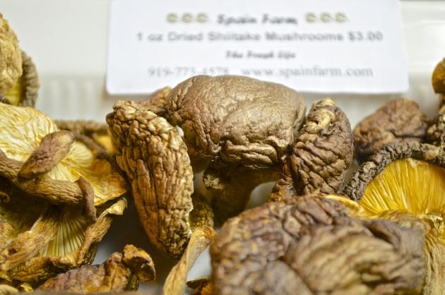 Spain Farms Shitake