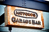 MOTORCO GARAGE BAR lbv