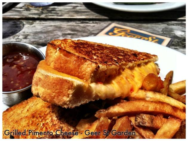 Grilled Cheese - Geer st