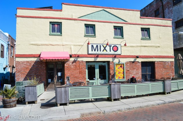 5 Water Streets newest tenant Mixto Contemporary Latin. This building has seen a many changes in the Wilmington waterfront since the 1800s