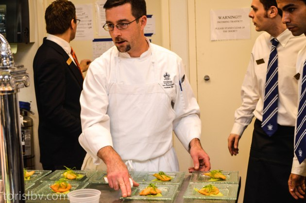 Chef Jason Empanadas