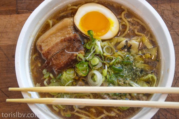Ramen Wednesday at Rose's Meat and Sweet Shop (December/ Durham, NC)