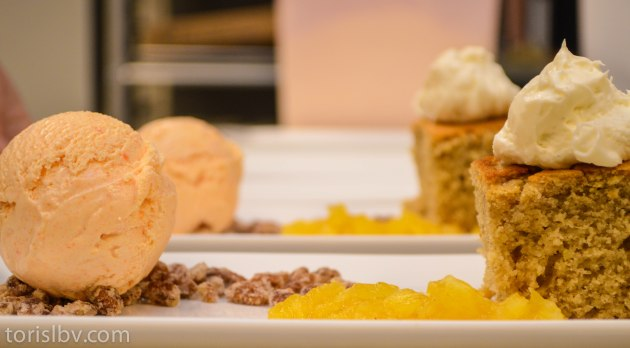 Rooted Deconstructed Carrot Cake
