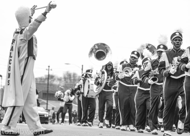 St. Augustine University Marching Falcons