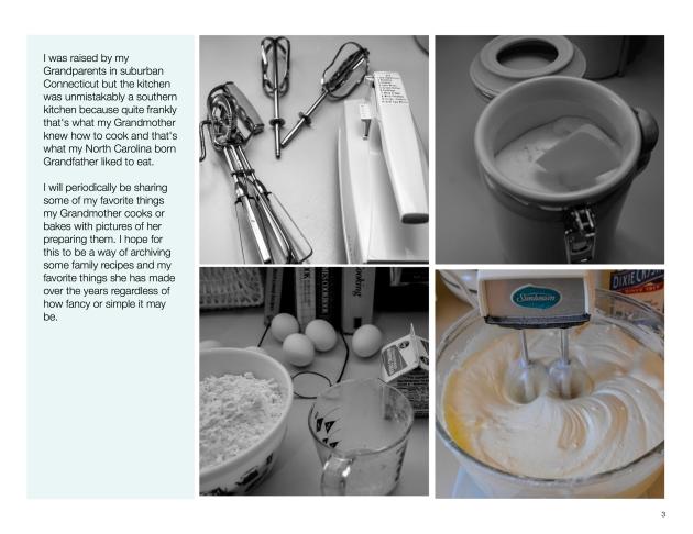 Swans Cake 3