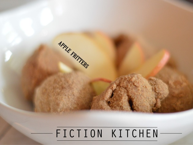 Fiction Kitchen - Fritters